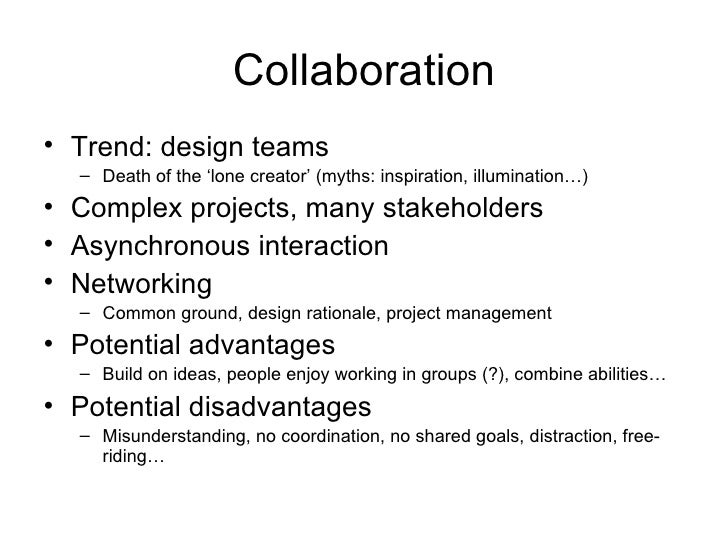 Collaborative Teaching Examples ~ Web online collaboration examples