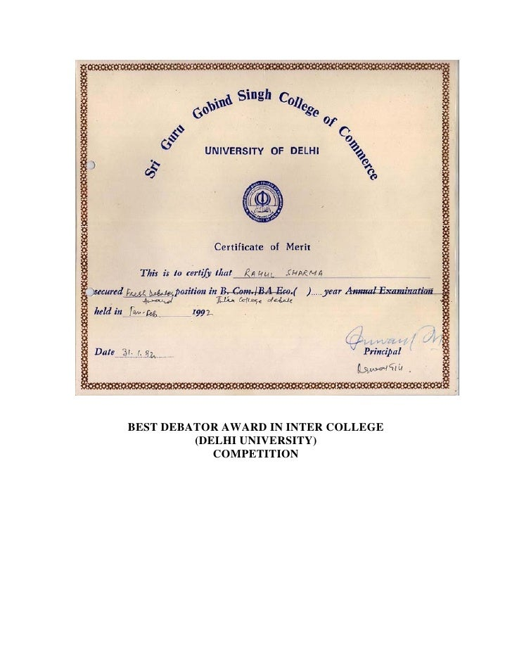 CREDENTIALS CERTIFICATES LETTERS OF APPRICIATION LETTERS OF RECOG – Examples of Certificates of Recognition