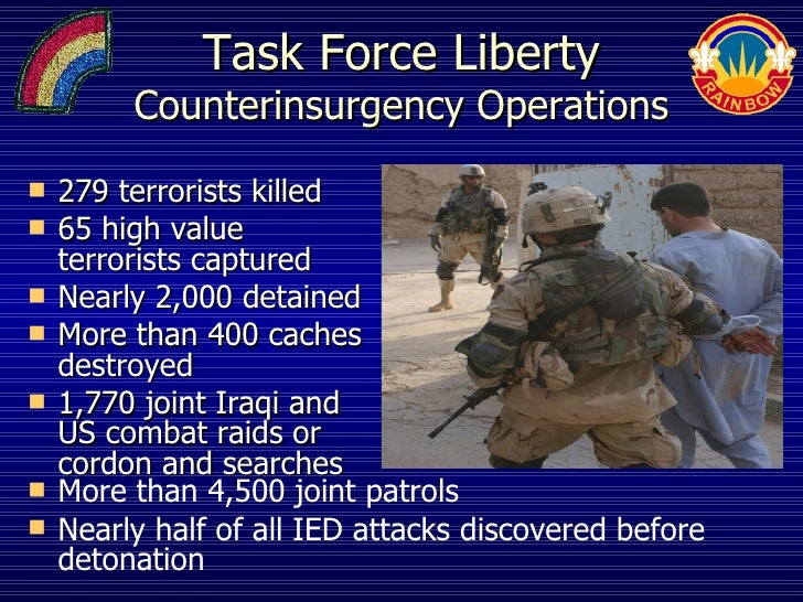 The 42nd Infantry Division and Task Force Liberty in Iraq, 2005
