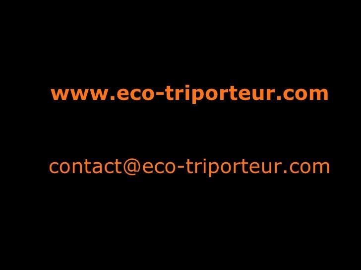 www.eco-triporteur.com [email_address]