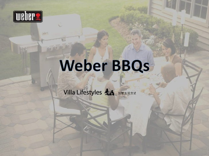 Weber BBQs<br />