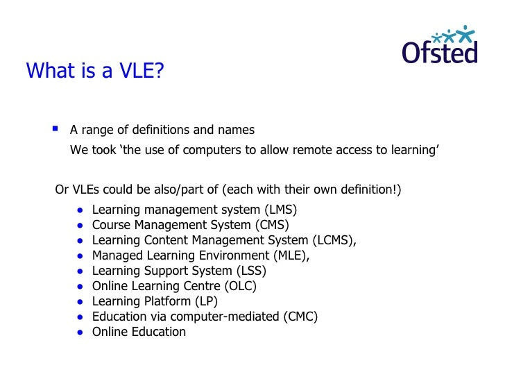virtual learning environments Educational technology & society 3(3) 2000 issn 1436-4522 39 implementing virtual learning environments: looking for holistic approach moderators and summarizers.