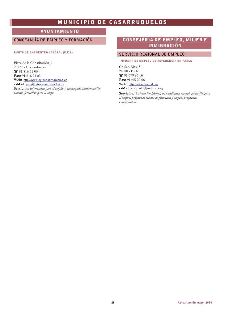 C documents and settingsstandardmis documentos for Oficina empleo parla
