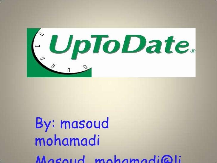 By: masoudmohamadi<br />Masoud_mohamadi@live.com<br />