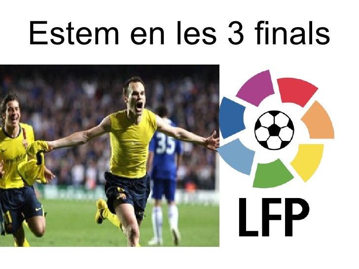 FC BARCELONA Slide 2