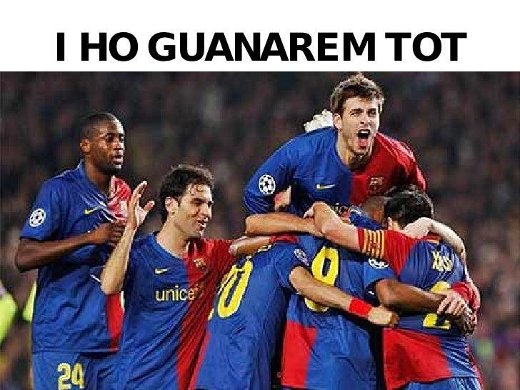 FC BARCELONA Slide 3