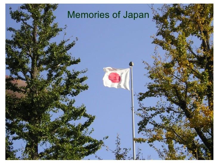 Memories of Japan