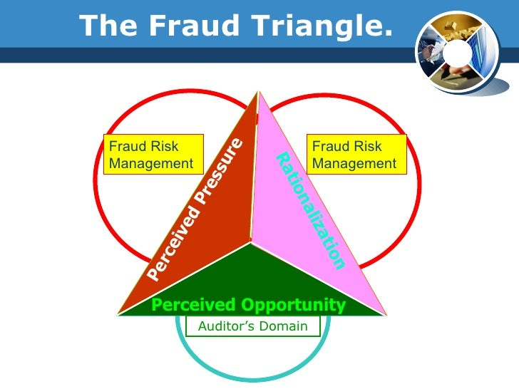 fraud triangle not good enough Inside the minds of men who want to get rich quick experts in this area talk about the 'fraud triangle'  socgen was robust enough to survive the scandal.