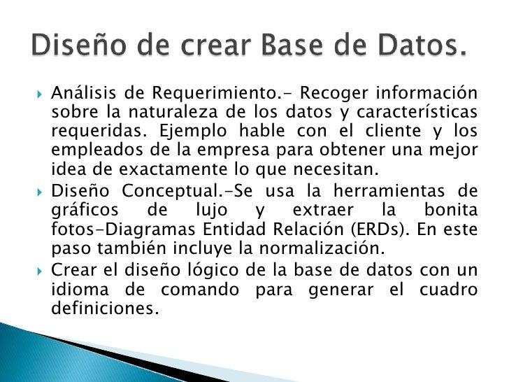 Es de los comandos utilizados para cambiar los metadatos     en una base de datos, tales como la creación de tablas, el   ...