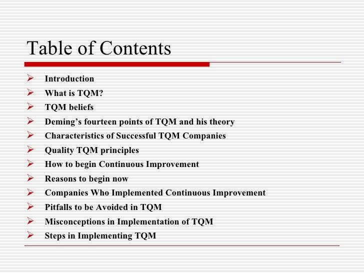 TQM Slide 2