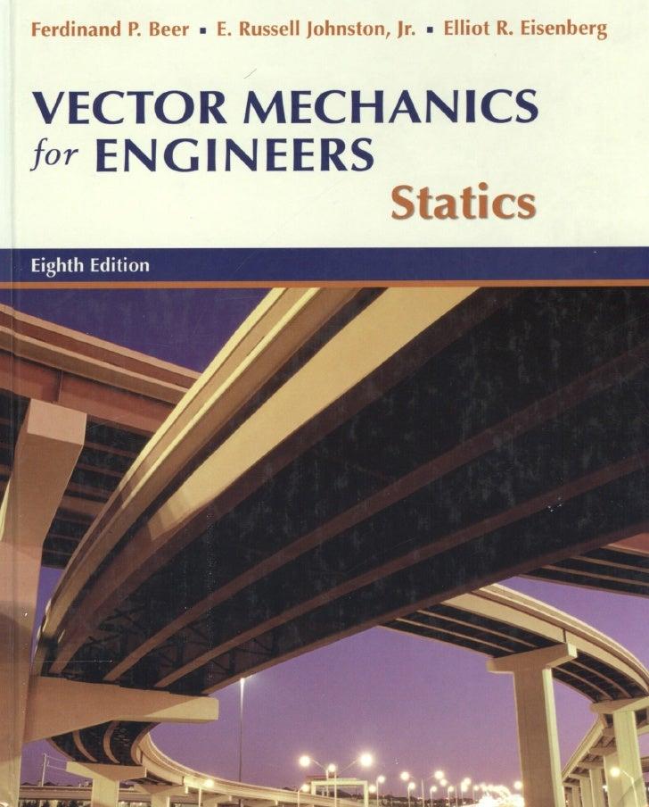 Vector Mecanico Para Engenheiros Até Cap 5