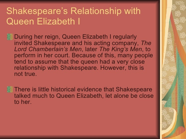 plots against the queen are rampant in the elizabethan era Best period dramas: tudor & stuart eras jump to the elizabethan era and atkinson picks up the meanwhile, mary, queen of scots (barbara flynn) plots against.