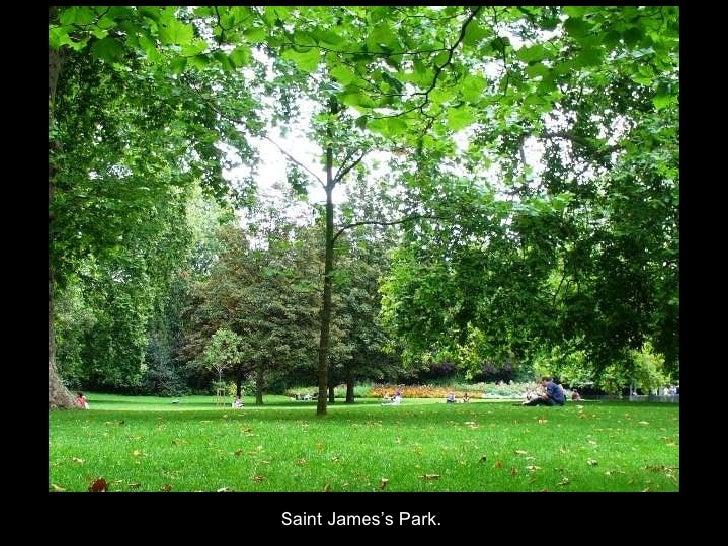 Saint James's Park.