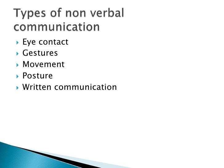 an analysis of non verbal communication such as body language facial expressions and gestures Nonverbal communication can mean a lot of different things, and all of them are   the most obvious forms of nonverbal communication are body language and  gestures, and  facial expressions convey a lot about what a person is thinking   cues about others through their style and other physical characteristics, such  as.