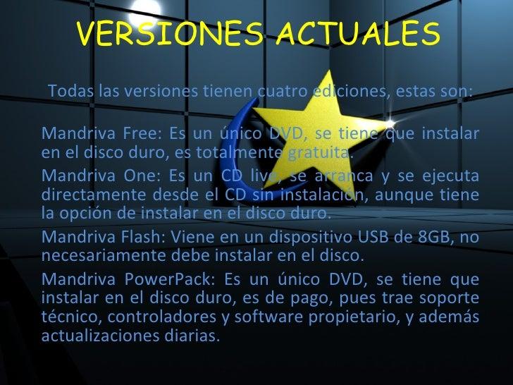 Linux Mandriva Slide 3
