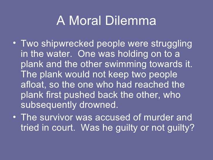 ethical dilemma and ethical lapse Ethical issues in the financial services industry affect everyone, because even if you don't work in the field, you're a consumer of the services that was the message of ronald f duska and james a mitchell in their presentation at the oct 24, 2006, meeting of the business and organizational .