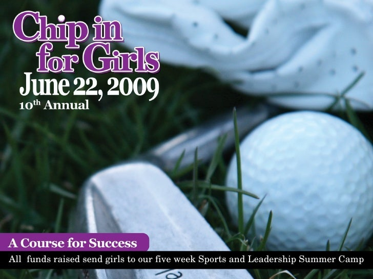 All  funds raised send girls to our five week Sports and Leadership Summer Camp