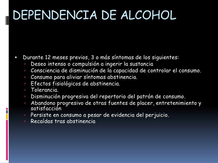 2 alcoholismo la clínica