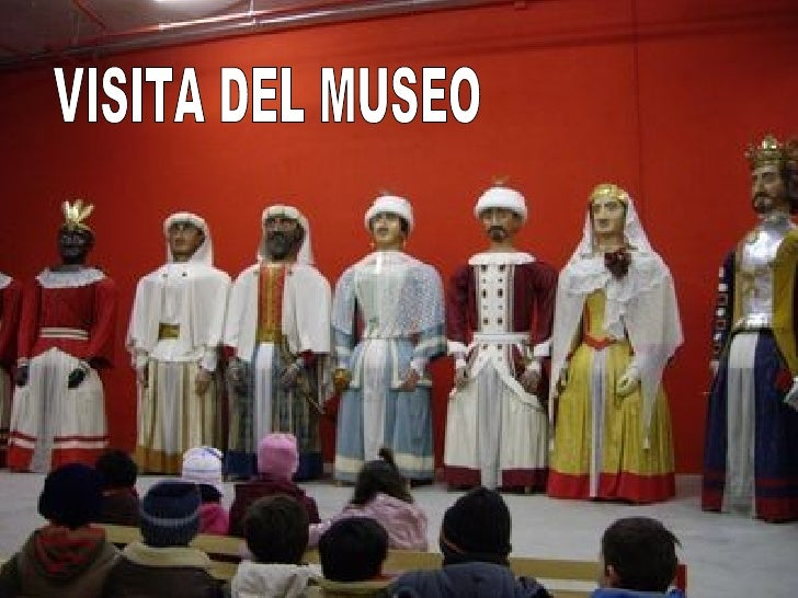 VISITA DEL MUSEO