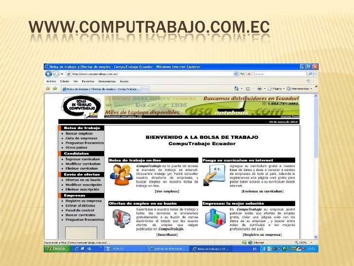 www.computrabajo.com.ec<br />