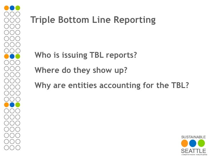 triple bottom line reporting pdf