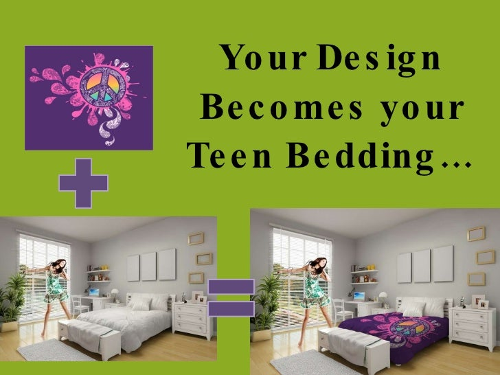 Your Design Becomes Your Teen Bedding U2026