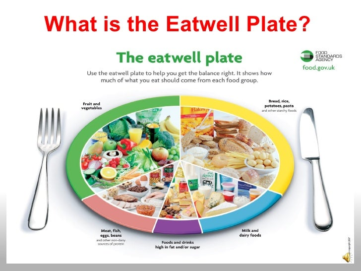 What isthe Eatwell Plate?