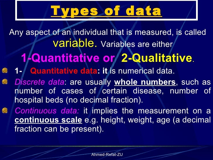 statistical concepts Fundamental statistical concepts in presenting data principles for constructing better graphics rafe m j donahue, phd director of statistics.