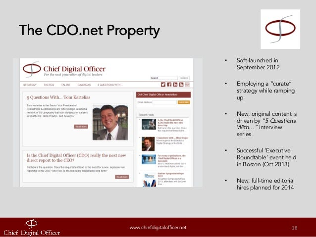 Image Result For The Rise Of The Chief Digital Officer Russell Reynolds
