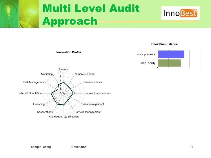 Multi Level Audit                        Approach                                                                         ...