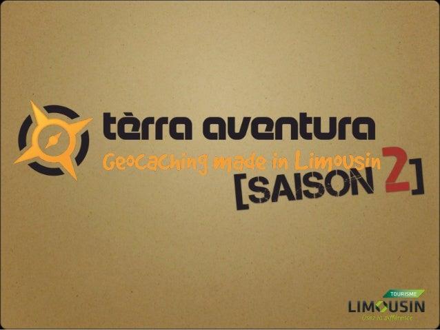 Quelques Chiffres                      Facebook  Octobre 2011                      1011 Fanswww.terra-aventura.fr21.942   ...