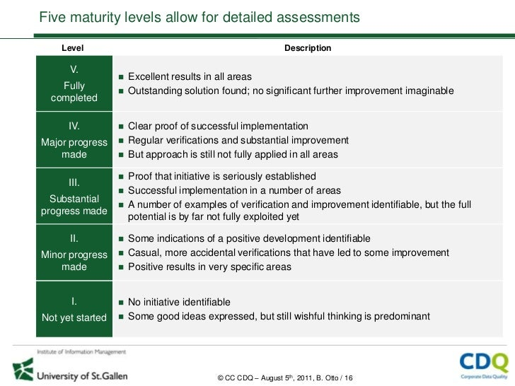 "data quality management model Editor's note: this practice brief supersedes the july 2012 ""data quality management model (updated),"" the march 1998 ""checklist to assess data quality management efforts,"" and the june 1998 ""data quality management model"" practice briefs healthcare leaders face many challenges today."