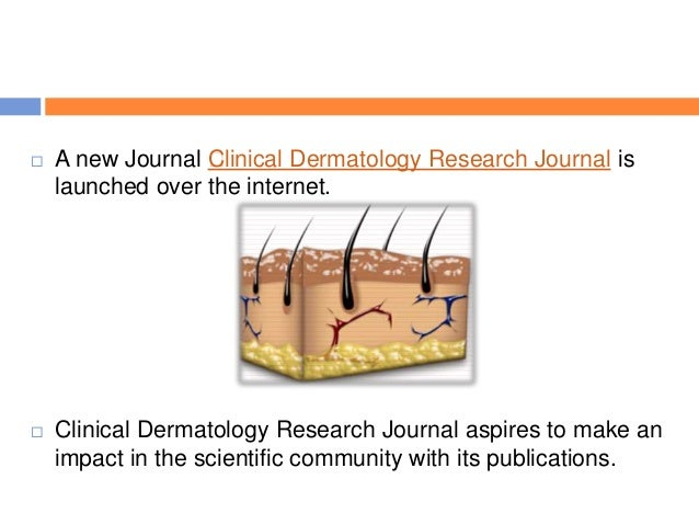 dermatology research paper He has published numerous articles in medical journals and received the aocd/oclassen residency research paper award  mackenzie dermatology is located in the.
