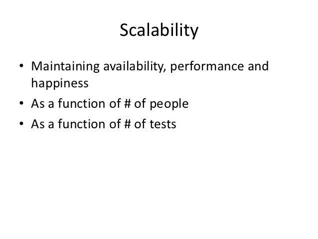 Scaling Up Continuous Deployment Slide 3