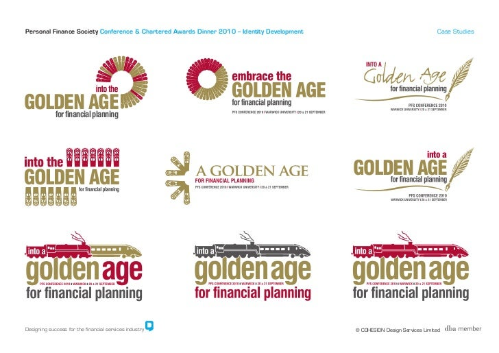 GOLDEN AGE                                               GOLDEN AGE for financial planning                                ...
