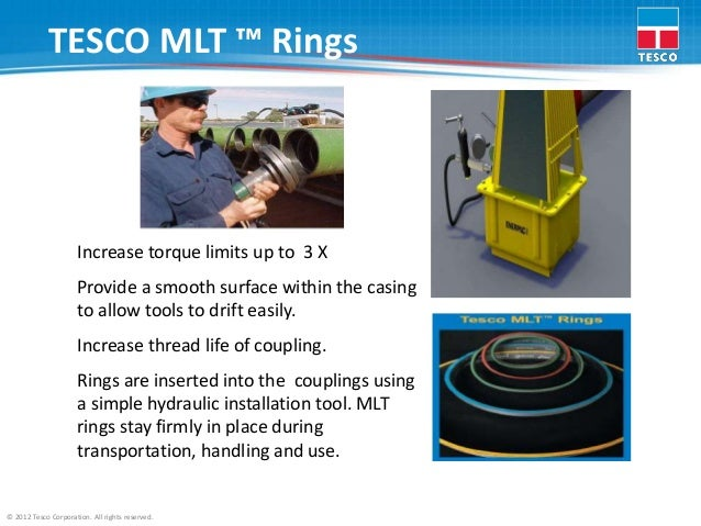 Tesco Torque Rings