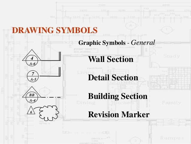 Architectural Working Drawings Part
