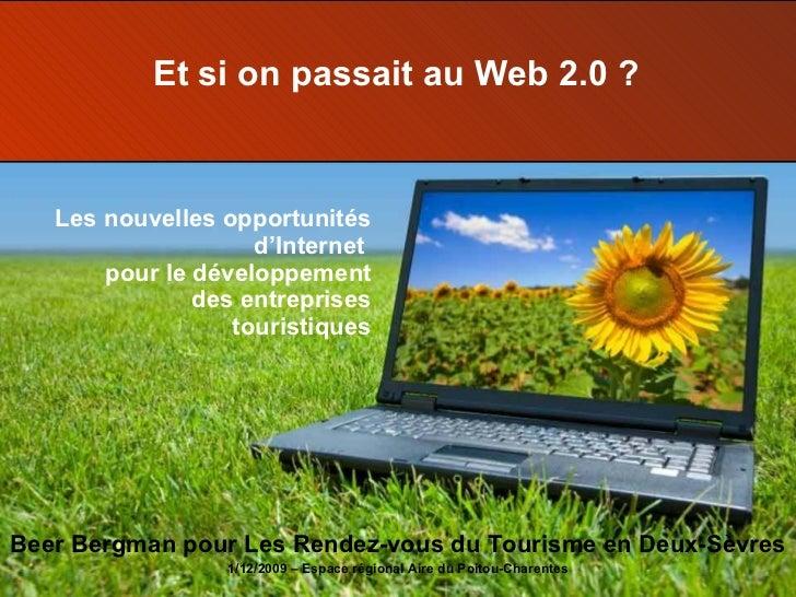 Les nouvelles opportunités d'Internet  pour le développement des entreprises touristiques Beer Bergman pour Les Rendez-vou...
