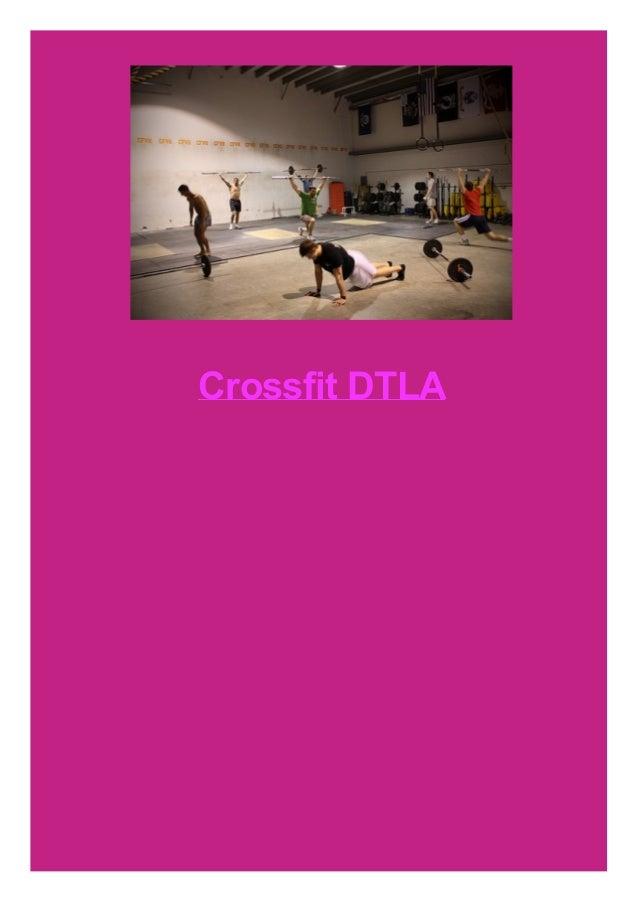 Crossfit DTLA