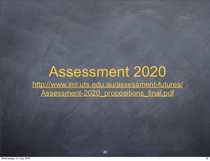 Uts coursework assessment | College paper Example