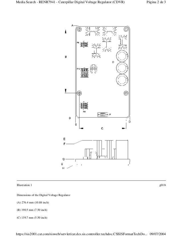 Cdvr service manual renr7941-00 _ sis - caterpillarSlideShare
