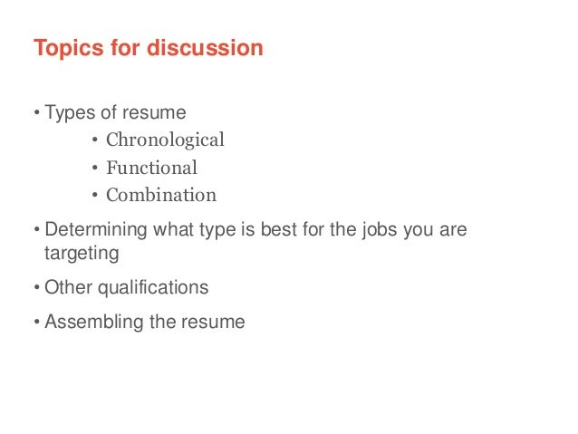 PACE-IT: CE 1.4 - Work History and Resume