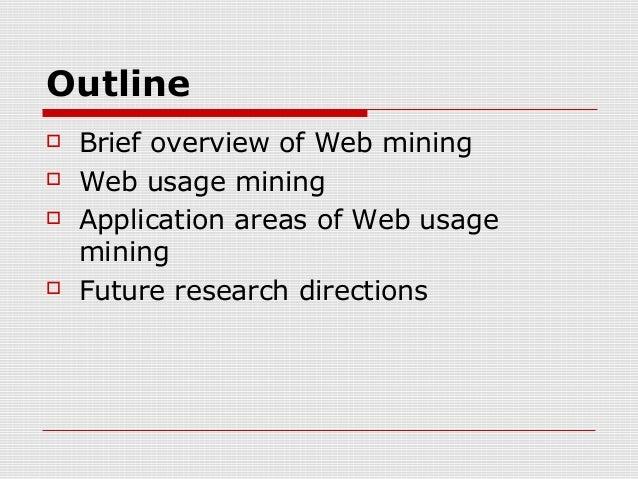 Web Usage Pattern Slide 2