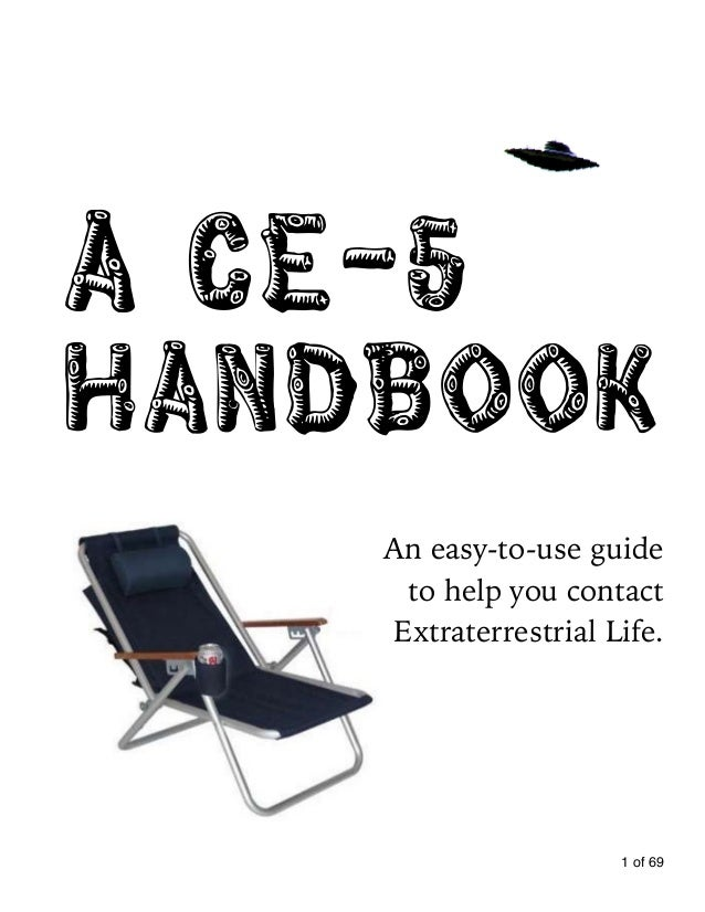 a CE-5 handbook An easy-to-use guide 