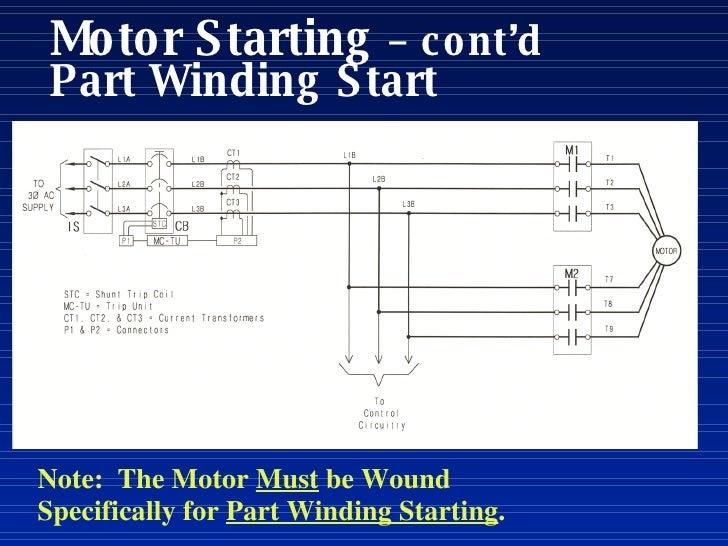 wye start delta run motor wiring diagram wye delta starter