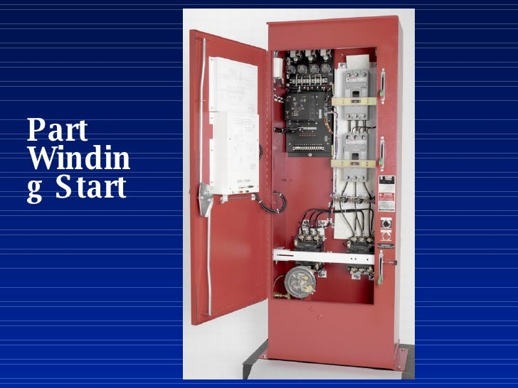 fire pump motor starting 36 728?cb=1241208984 fire pump motor starting part winding start motor wiring diagram at edmiracle.co