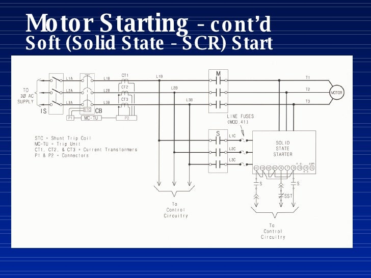 fire pump motor starting rh slideshare net Motor Star Delta Starter Diagram Motor Control Wiring Diagrams