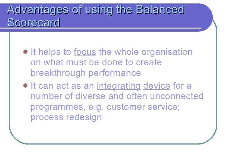 using the balanced scorecard at the Strategic performance measurement using balanced scorecard: a case of  machine tool industry anil kshatriyaakshatriya@imtnagacin, vijay.