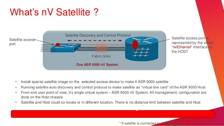 What's nV Satellite ?                                  Satellite Discovery and Control ProtocolSatellite access           ...