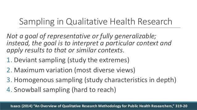 Qualitative & Quantitative Research Research Paper Starter